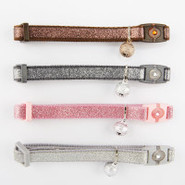 Grreat Choice Shimmer Breakaway Cat Collars