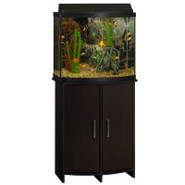 Ameriwood Bow Front Aquarium Tank Stand