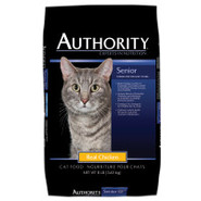 Authority Senior Cat Food