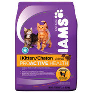 Iams ProActive Health Kitten Formula Dry Cat Food