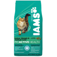 Iams Proactive Health Indoor Weight & Hairball Car