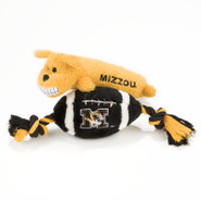 Pets First Missouri Tigers Plush Collegiate Dog To