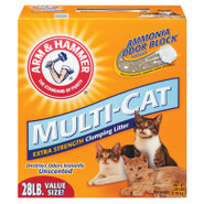 Arm &amp; Hammer Multi-Cat Extra Strength Clumping Lit