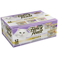 Fancy Feast Poultry and Beef Feast Sliced Gourmet