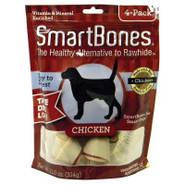 SmartBones Vegetable and Chicken Chews for Dogs