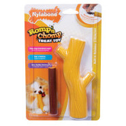 Nylabone Romp &#39;n Chomp Rubber Hollow Stick