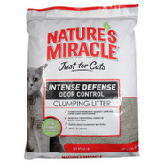 NATURE'S MIRACLE Just for Cats Intense Defense Odo