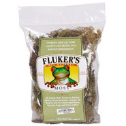 Fluker&#39;s Green Moss Bedding