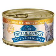 BLUE Wilderness Wild Delights Cat Food