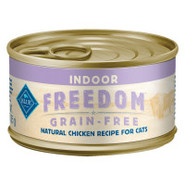 BLUE Freedom Indoor Chicken Entre Cat Food