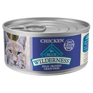 BLUE Wilderness Chicken Cat Food