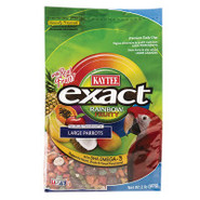 KAYTEE exact Rainbow Fruity Large Parrot Food