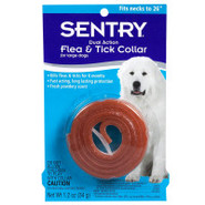Sentry Dual Action Flea & Tick Dog Collars