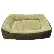 Precision Pet Low Bumper Pet Bed
