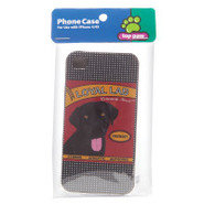 Top Paw iPhone Case - Labrador Retriever