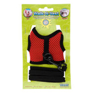 Ware Walk-N-Vest Small Pet Harness