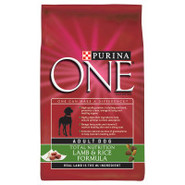 Purina ONE Lamb & Rice Formula Dog Food