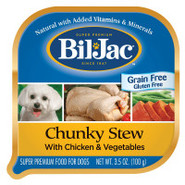 Bil Jac Wet Dog Food