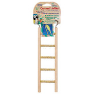 Penn Plax 5 Step Cement & Wood Ladder
