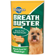 PEDIGREE BREATHBUSTER Treats for Dogs