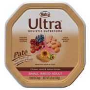 Nutro Ultra Small Breed Pat Dog Food