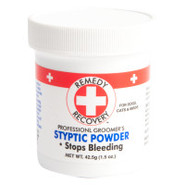 Remedy & Recovery Stop Bleeding Styptic Powder for