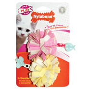 Nylabone Roll &#39;N&#39; Chase Toss &#39;Em Blossoms