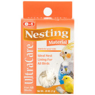 8 in1 UltraCare Nesting Material for all Birds