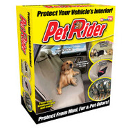 TeleBrands Pet Rider Seat Cover