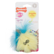 Nylabone Hunt &amp; Play Action Furry Fluffy Fun Play 