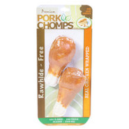 Premium Pork Chomps Pork Skin Treats for Dogs