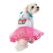 Top Paw Cupcake Tutu Dress