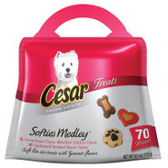 cesar treats Softies Medley Dog Treats