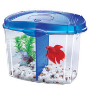 Aqueon Betta Bowl 1/2 Gallon Starter Kit