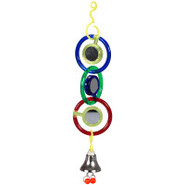Insight Activitoy Triple Mirror Bird Toy