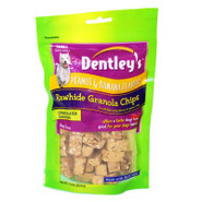 Dentley's Rawhide Munchy Chunk Granola Chips
