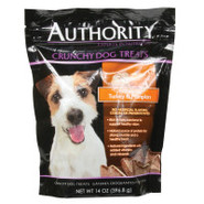 Authority Crunchy Dog Treats