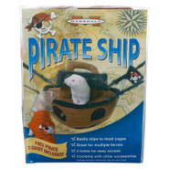 Marshall Pirate Ship for Ferrets