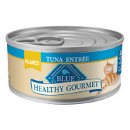 BLUE Healthy Gourmet Flaked Tuna Cat Food
