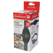 Sunbeam Pets Advanced Bark Control Collar