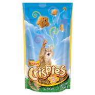 Friskies Crispies Cheese Flavored Puffs