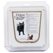 Deluxe Indoor Cat Door