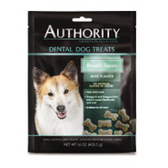 Authority Dental Dog Breath Treats