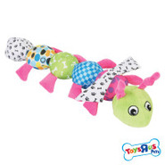 Toys R Us Pets Patterned Body Canvas Caterpillar