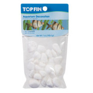 Top Fin White Pebbles