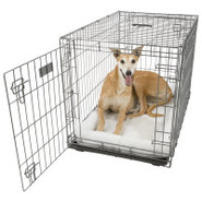 Midwest Select Triple Door Dog Crate - 1300 Series