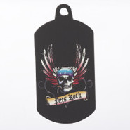 Bret Michaels Personalized Pet ID Tag