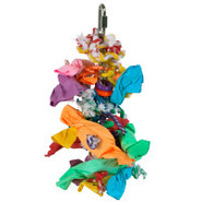 Platinum Tweeter Toys Mardi Gras Bird Toy