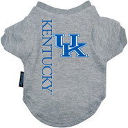 Kentucky Wildcats Logo Pet T-Shirt