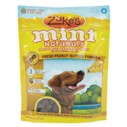 Zuke's Mini Naturals Peanut Butter Dog Treats